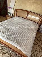 Вязанный плед, покрывало на кровать, плед для пикника, Плед 210х230 см. Розница, ОПТ, ДРОП. от производителя