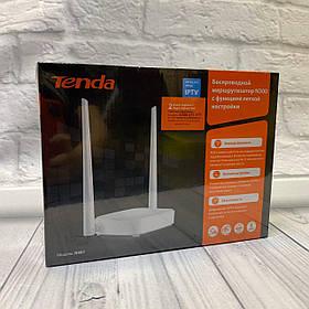 Роутер  Tenda N301 (WI-FI 300 mb/s/3xLan/1xWan)