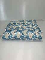 Одеяло силиконовое летнее полуторное 160*210. Микрофибра., фото 1
