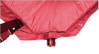 Самонадувающийся коврик KingCamp Base Camp Comfort(KM3560)wine red, фото 7
