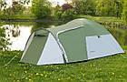 Палатка туристическая четырехместная 3000 мм Acamper MONSUN 4 кемпинговая, фото 6