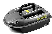 Кораблик для прикормки Сarpboat Carbon + Эхолот TF300
