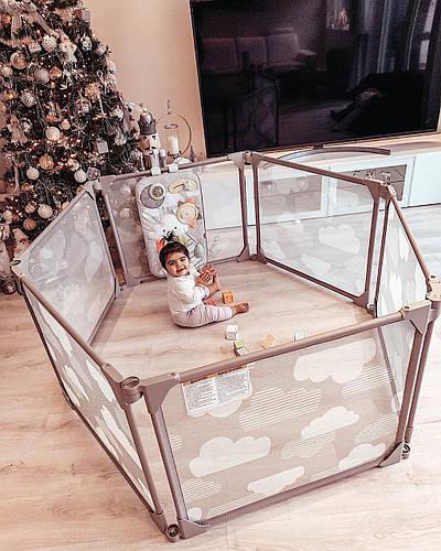 Стильное и практичное пространство для малыша от SKIP HOP