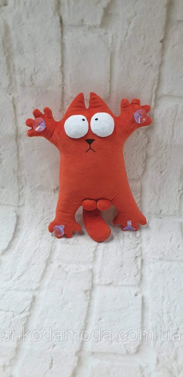 Мягкая игрушка кот саймон
