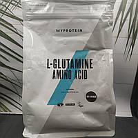 MyProtein L-Glutamine 1 kg глютамин Pure со вкусом