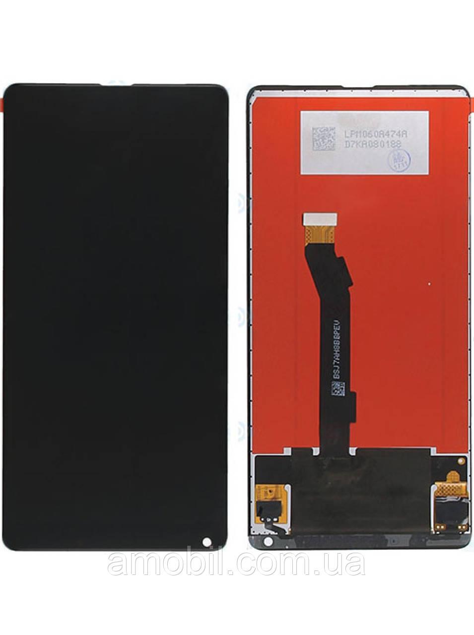 Дисплей + Сенсор Xiaomi Mi Mix 2 , Mix 2S Mi Mix 2 Evo black orig