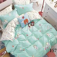 Детское постельное белье сатин Viluta (157) 120х60х10 см