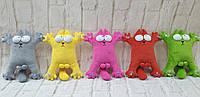 Мягкая игрушка кот Саймон, фото 3