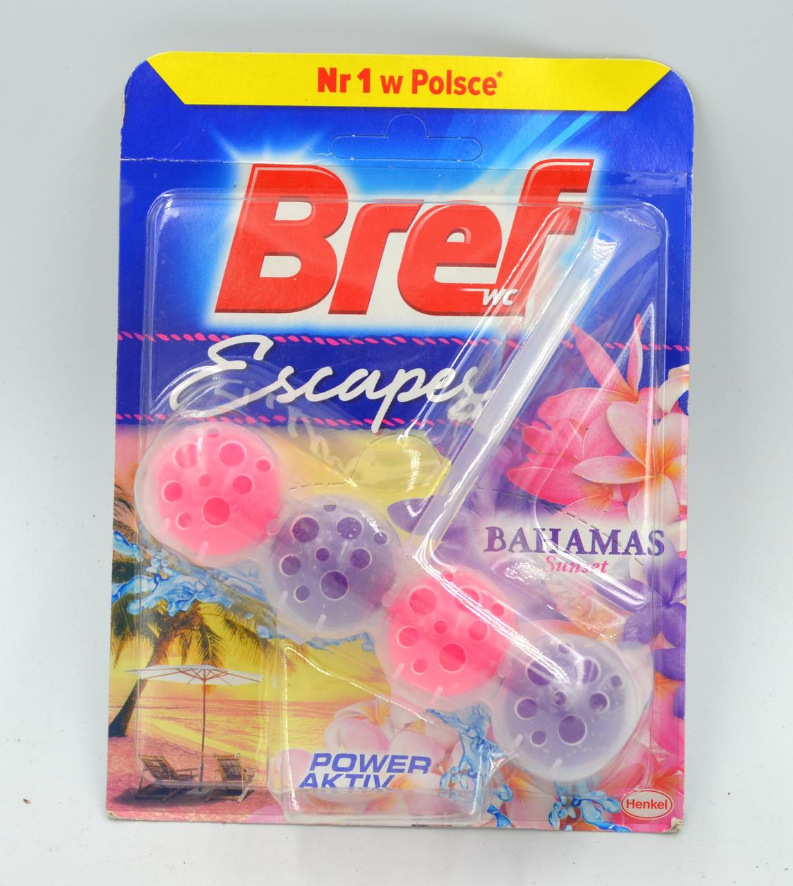Вклад для WC Bref Bahama