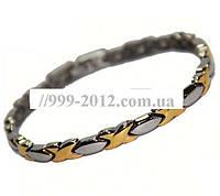 Магнитный браслет женский - Жемчужина океана - 00485