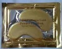 Маска для кожи под глазами с золотом и коллагеном
