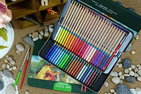 Наборы карандашей на 18, 24 и более цветов