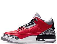 Мужские кроссовки Размер 47.5 Air Jordan 3 SE Red Cement CK5692-600