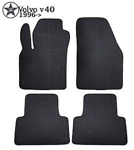 Коврики EVA в салон Volvo V40 I 1996-2004. Star-Tex.