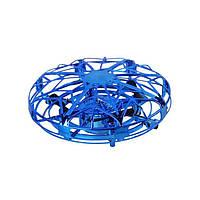Квадрокоптер Hoshi UFO Induction Blue (140k), фото 1