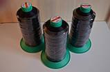 Поліестрова нитка TYTAN 20 Чорний 2000м, фото 2