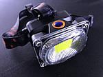 Тактический налобный фонарь Bailong BL-6651, фото 3