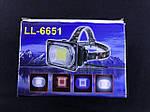 Тактический налобный фонарь Bailong BL-6651, фото 5