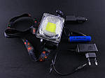 Тактический налобный фонарь Bailong BL-6651, фото 6