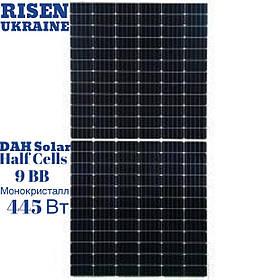 Солнечная  панель DAH Solar DAH Solar 9BB HCM78X9, монокристалл, 445 Вт Half Cell