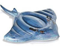 Детский надувной плотик Intex 57550 Скат