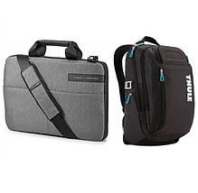 Городские рюкзаки, сумки для ноутбуков