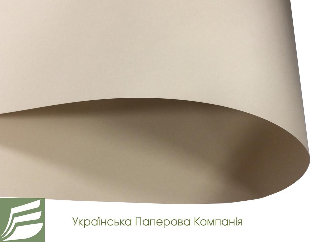 Дизайнерский картон Creative board, матовый слоновая кость, 270 гр/м2