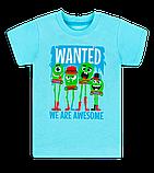 Детская футболка для мальчика FT-20-15-3 *Чувачки*, фото 2