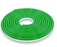 Светодиодный гибкий неон 35/28 120 led ip65 зеленый
