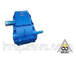 Крановий редуктор Ц2-500-31,5