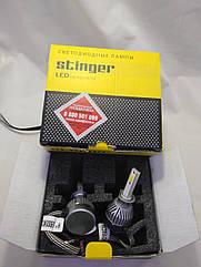 Светодиодные LED лампы H1 STINGER LED/9-32v36w/3200Lm5500K C9 Автомобильные лампы автолампы для автомобилей