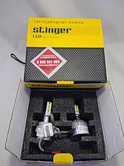 Светодиодные LED лампы H3 STINGER LED/9-36v36w/3200Lm5500K C9 Автомобильные лампы автолампы для автомобилей