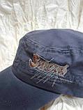 Немка серая из хлопка размер 55-56 см, фото 2