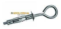 Молли анкер дюбель винт кольцо MHO-04032 для пустотелых материалов гипсокартона М4х32мм упаковка 100 штук