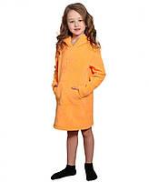 Теплое платье для девочки (размеры 110-146 в расцветках)