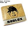 Роблокс Кошелек  кожанный  по мотивам игры  Roblox