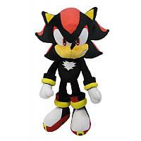 Игрушка мягкая ёж Шэдоу Соник Super Sonic, фото 1