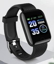 Фитнес браслет Smart Bracelet 116 Black