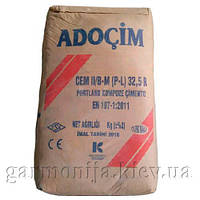 Цемент ПЦ 550Р Д0 Adocim (Турция), 25 кг