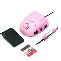 Фрезер для маникюра Drill pro ZS 603 на 65 Вт 35000 оборотов розовый Гарантия Сервис