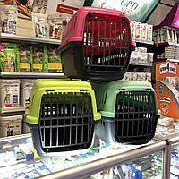 Переноска, контейнер для котов и собак Gipsy Large 58*38*38h см