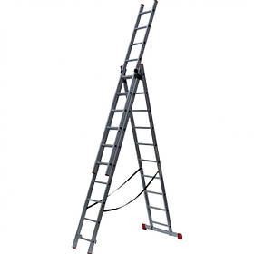 Трехсекционные лестницы