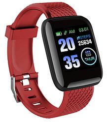 Фитнес браслет Smart Bracelet 116 Red
