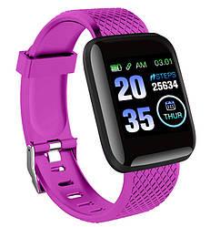 Фитнес браслет Smart Bracelet 116 Purple