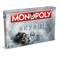"Настольная игра ""Монополия: Skyrim (Monopoly Skyrim)"" Winning Moves, фото 1"