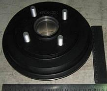 Барабан гальмівний Geely CK задній з ABS ( під дворядний підшипник 37 мм)
