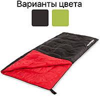Спальный мешок Acamper Одеяло250g/m2 туристический спальник Черный