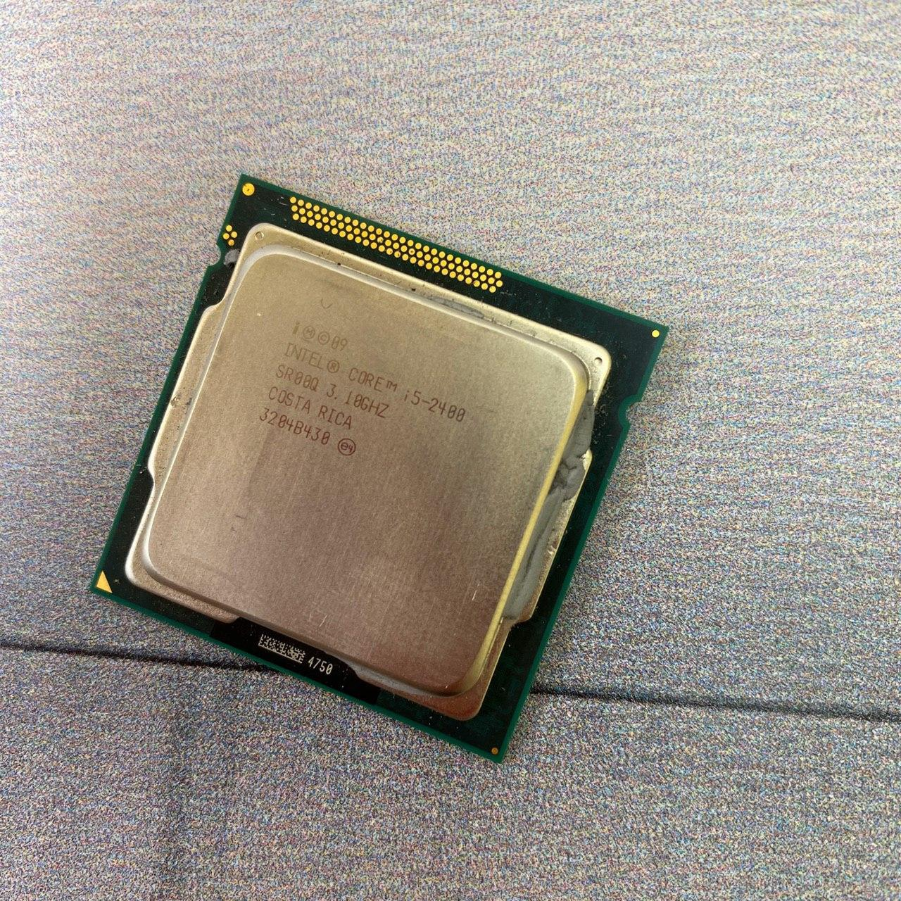 Процессор Intel i5-2500