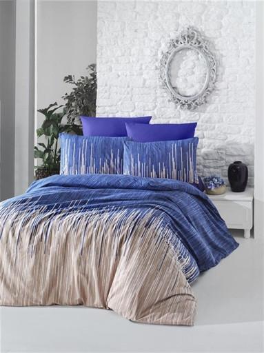 Двуспальный комплект постельного белья Ranforce Monte 200x220 (50552_2,0)