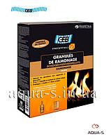 Гранулы для чистки дымоходов GEB Granules De Ramonage (1,5 кг) от смол и сажи (Франция)